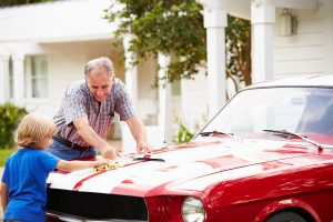 vintage and luxury car service